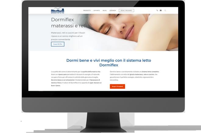 sito web Dormiflex