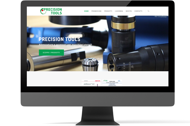 sito web Precision Tools